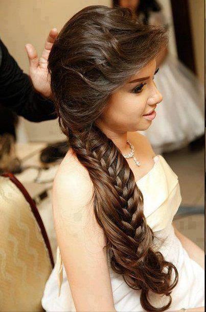 girls cute hairstyles for eid | Hair styles 2014, Perfect hair, Ha