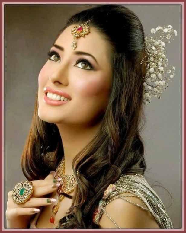 Top 20 Girls Hairstyles For Eid 2020 In Pakistan | Wedding .