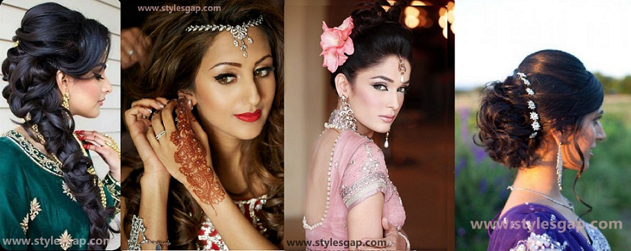 Beautiful Latest Eid Hairstyles Collection 2020-2021 for Wom