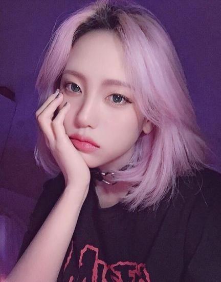 38+ ideas for hair pink asian boy | Asian short hair, Girl with .