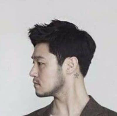 Short Hair Undercut Korean Hairstyle Men | Asian men hairstyle .