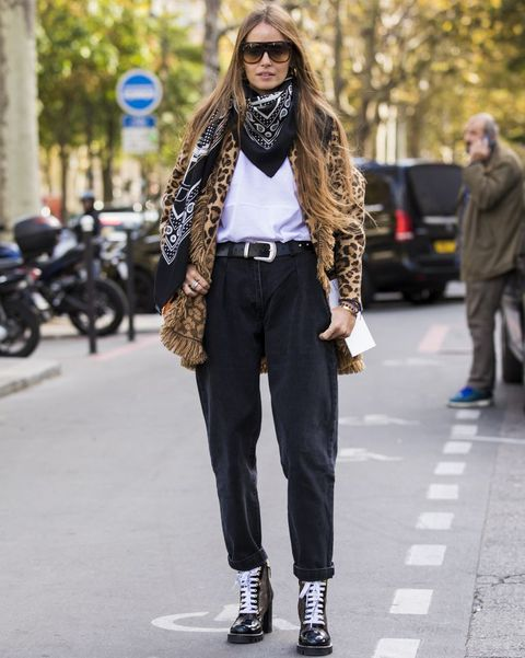 Black Jean Outfit Ideas - What to Wear With Black Jea