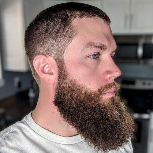 Top 61 Best Beard Styles For Men (2020 Guide) | Beard styles, Best .