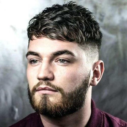 Top 30 Best Beard Styles for Men with Round Face | Men's Sty