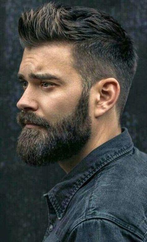 40 Beard Style For Round Face Men #hairandbeardstyles Face shape .