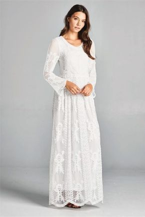 30+ Stunning Temple Dresses Any Latter-day Saint Woman Would Love .