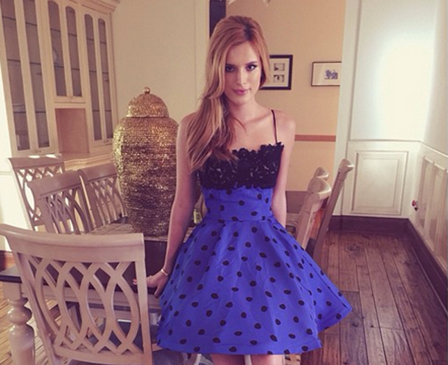 Bella Thorne Best Instagram Outfits & Cloth