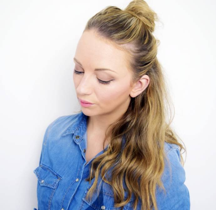 Easy Hairstyles For College Girls - Simple Hair Style Ide