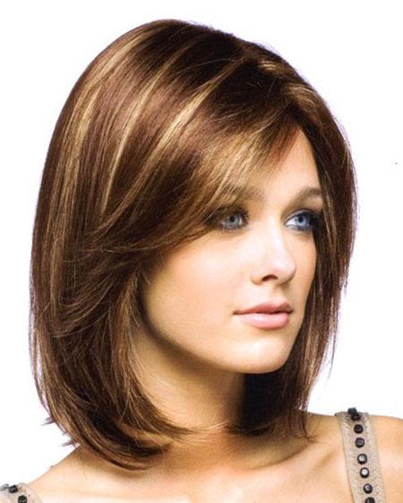 College Hairstyles For Medium Length Hair | Medium Length College .