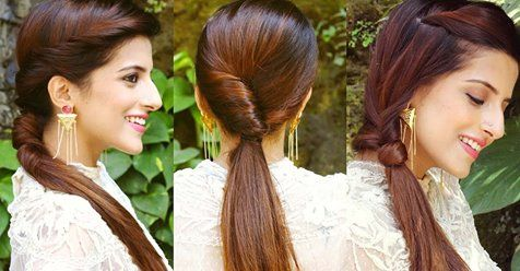 5 Best and Easy Ponytail Hairstyles | Ponytail hairstyles easy .