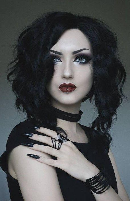 Model: Obsidian Kerttu * goth, goth girl, goth fashion, goth .