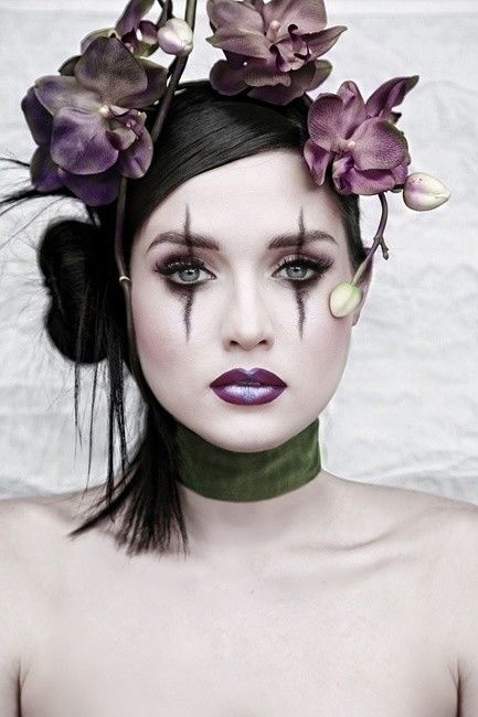 Gothic Hairstyles-20 Best Hairstyles for Gothic Look for Girls in .