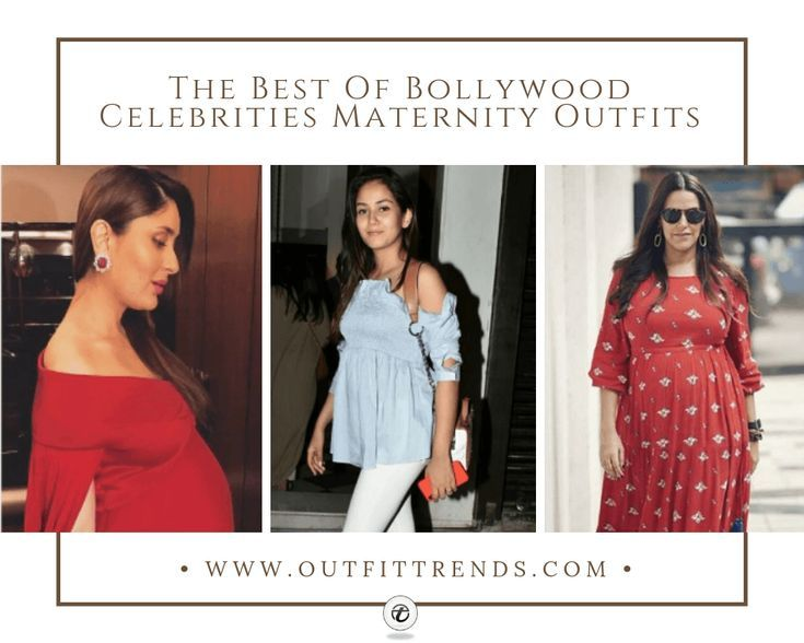 14 Best Indian Celebrities Maternity Outfits Ideas for 2019 in .