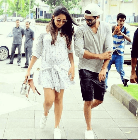 14 Best Indian Celebrities Maternity Outfits Ideas for 20