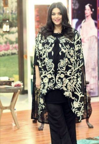 20 Chic Maternity Outfit Ideas For Pakistani Wom