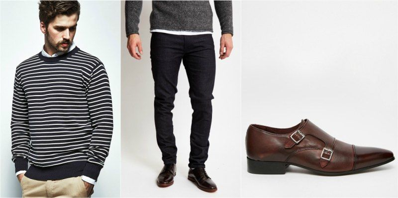 30 Best Men's Outfit Ideas to Wear with Monk Strap Shoes | Monk .
