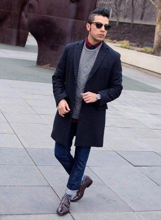 30 Best Men's Outfit Ideas to Wear with Monk Strap Shoes .