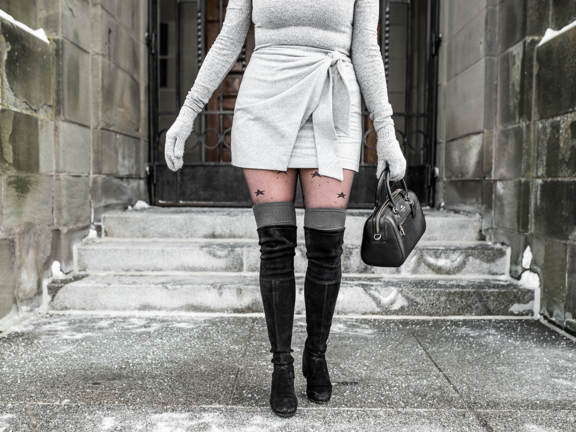 How to Wear Over-the-Knee Socks: 6 Styling Tips – From Rach