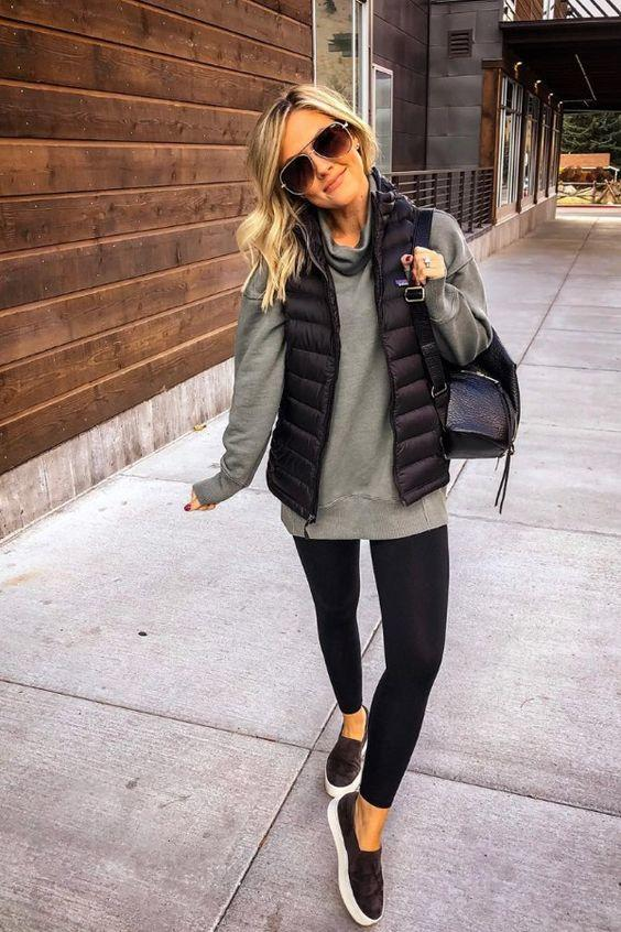 What Shoes to Wear With Leggings: 5 Styles You Need to T