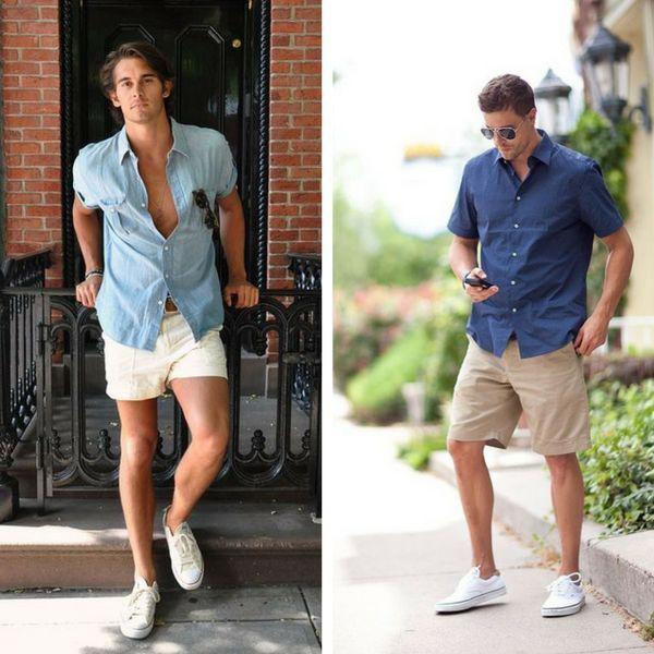 Best Summer Outfits Mens in 2020   Mens summer fashion beach, Mens .