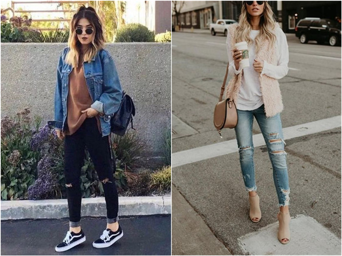 26 Casual Women Spring Outfits to Copy for 2020 - Fancy Ideas .