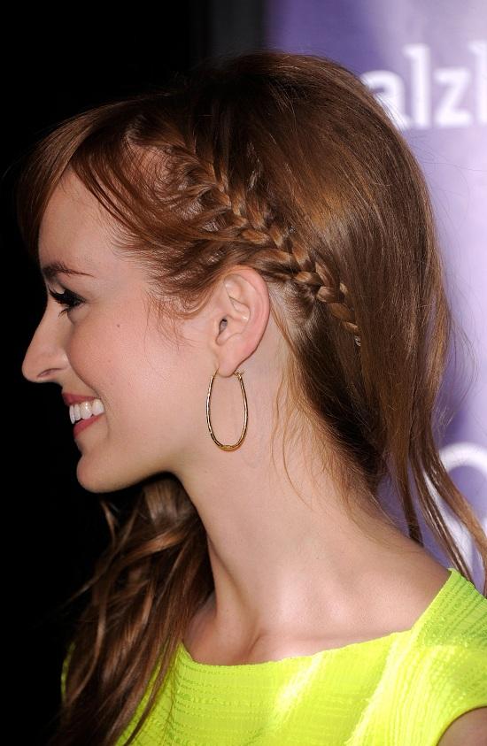 Braid Hairstyles | Celebrity Hairstyles | Bra