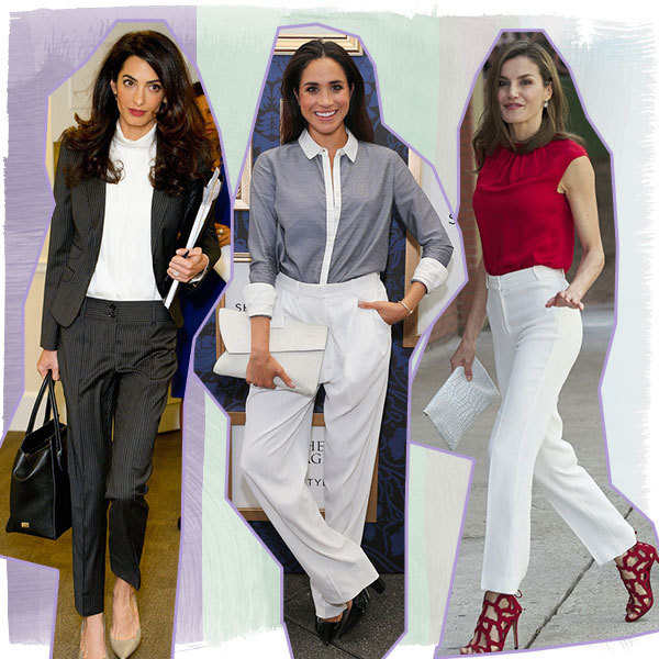 28 Non-Boring Celeb Outfits to Spice Up Your Work Wardrobe .