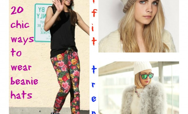 How to Wear Beanie Hats? 20 Chic Outfits to Wear with Beanies | Beau