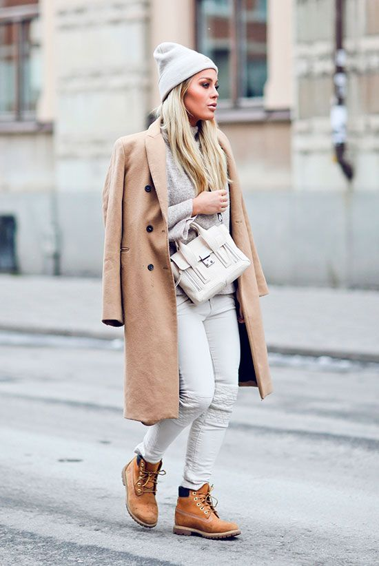 A Cozy-Chic Case For Timberland Boots | Be Daze Live | Timberland .