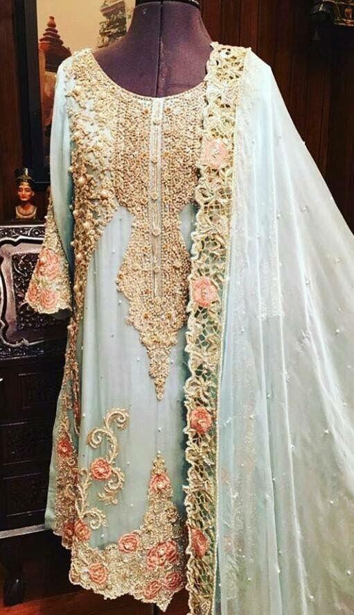 Salwar kameez | Pakistani bridal dresses, Pakistani fashion .