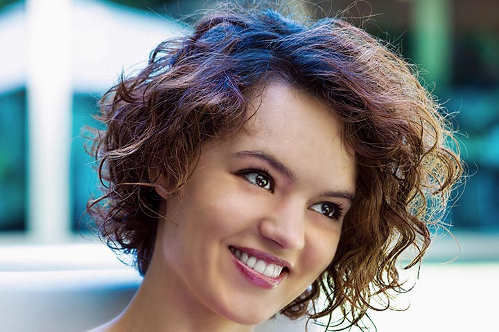 30 Popular And Trendy Curly Hairstyles For Teenage Girls .