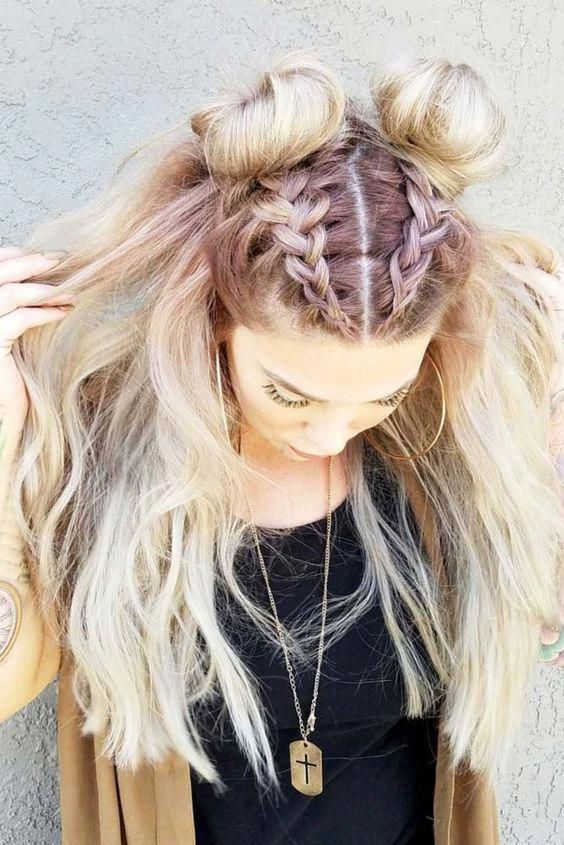 30 Cute easy Braided Hairstyles tutorials for Short Hair Are you .