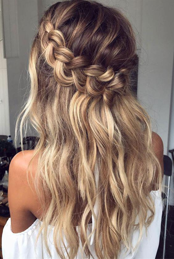 14 easy braided hairstyles and step by step tutorials .