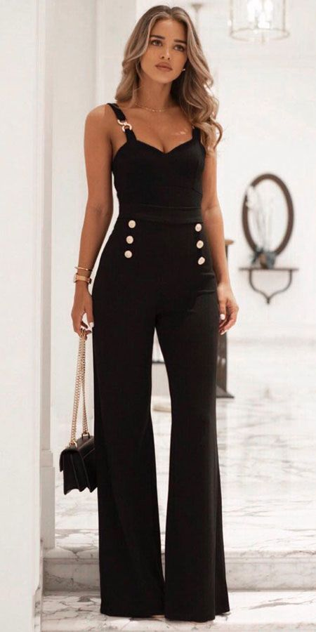 44 Insanely Cute Jumpsuit Outfits to Try Before Anyone in 2019 .