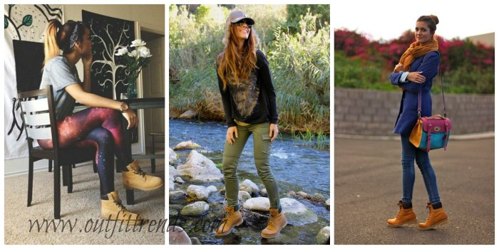 22 Cute Outfits to Wear with Timberland Boots For Girls - Cheap .