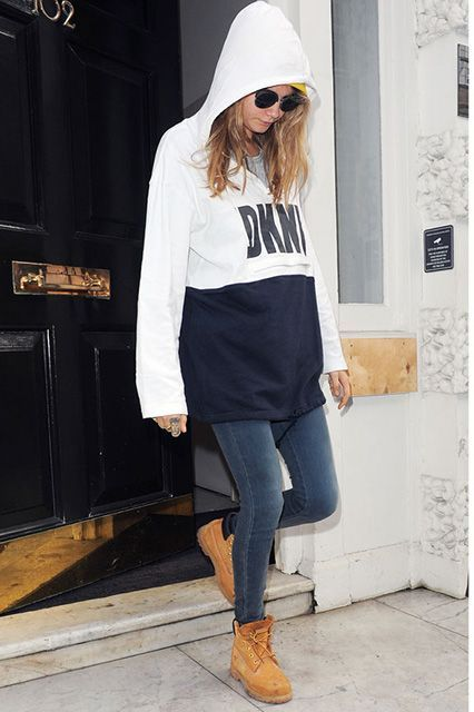 24 Cute Outfits to Wear with Timberland Boots For Girls | Fashion .