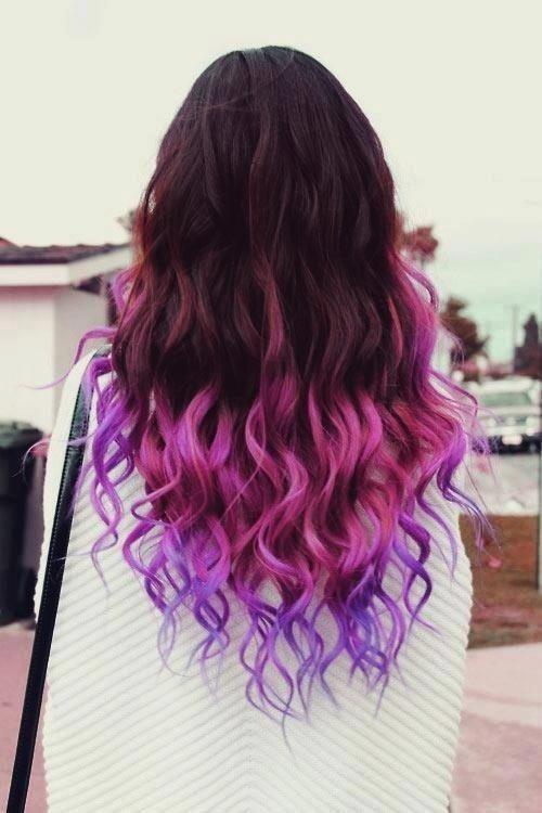 30 Cute Purple Hairstyle for Girls 2020 – New Purple Shades | Hair .