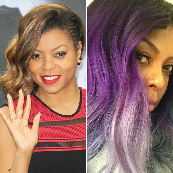 Top 13 Cute Purple Hairstyles for Black Girls this Seas