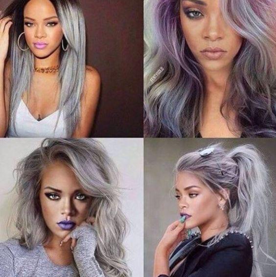 Top 13 Cute Purple Hairstyles for Black Girls this Season | Hair .