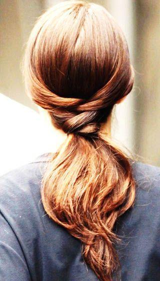 Pin on Girls cute Hairstyl