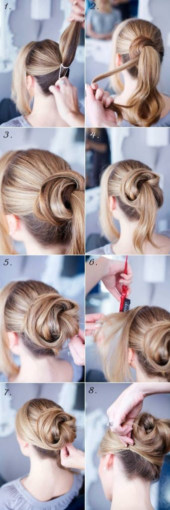 25 Cute Winter Hairstyles for College Girls For Chic Lo