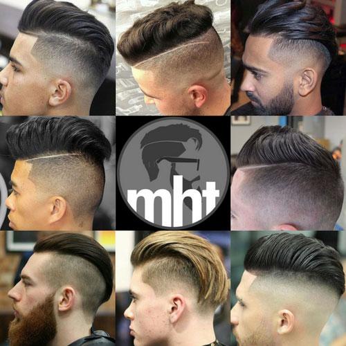 23 Disconnected Undercut Haircuts (2020 Guid