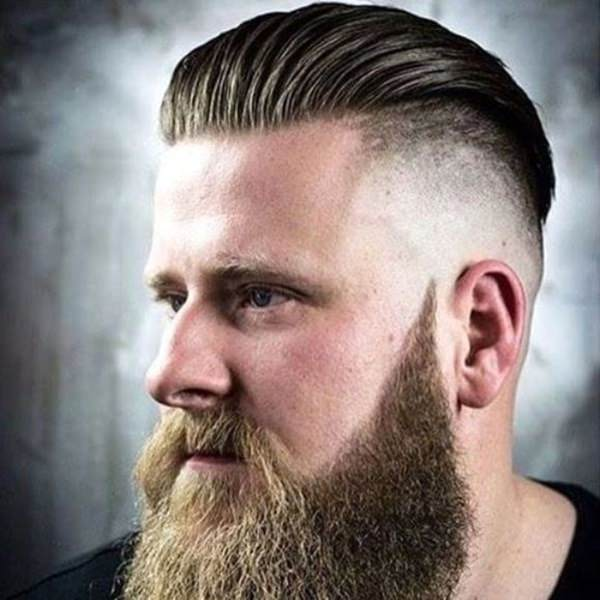 56 Cool Disconnected Undercut Hairstyles For M