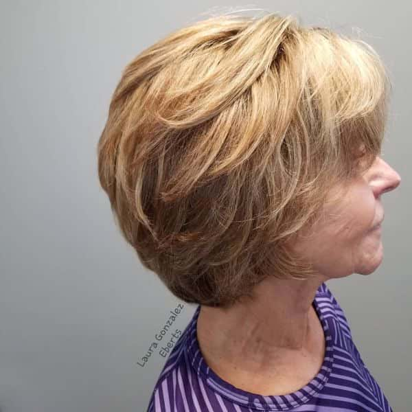 50 Hot Hairstyles For Women Over 50 for 20