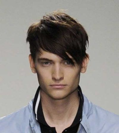 15 Best Emo Hairstyles For Men | Mens Hairstyles 2016 within Short .
