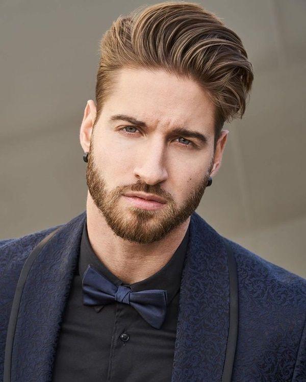 39 Best Beard Styles For Round Face | Beard styles short, Gents .