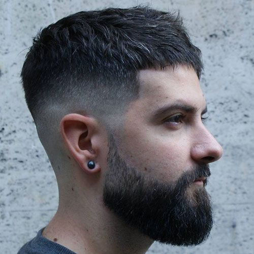 29 Best Short Hairstyles with Beards For Men (2020 Guide) | Mens .
