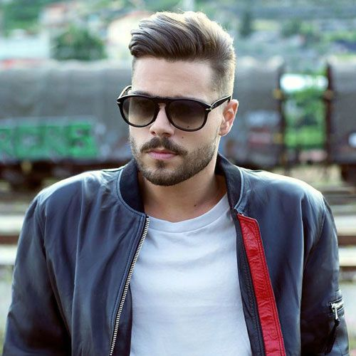 Men's Hairstyles For Oval Faces | Men's Hairstyles + Haircuts 2020 .