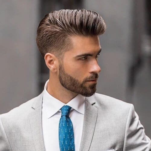 50 Best Business Haircuts to Keep Things Classy - Men Hairstyles Wor