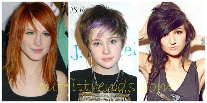 45+ Funky Hairstyles for Teenage Girls To Try This seas